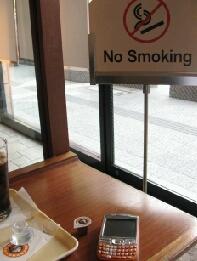 タバコ、とゆーコミュニケーションツールの喪失