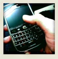 テキスト入力でBlackBerryに勝っちゃった